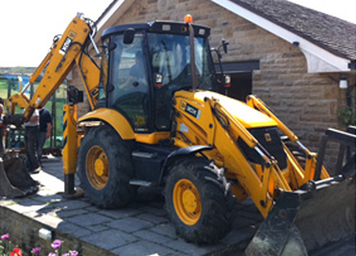 JCB For Hire in Barnsley